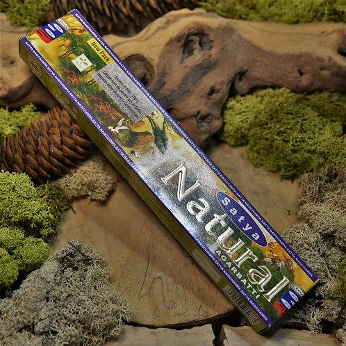 Encens en bâtonnet Satya 15gr - Natural