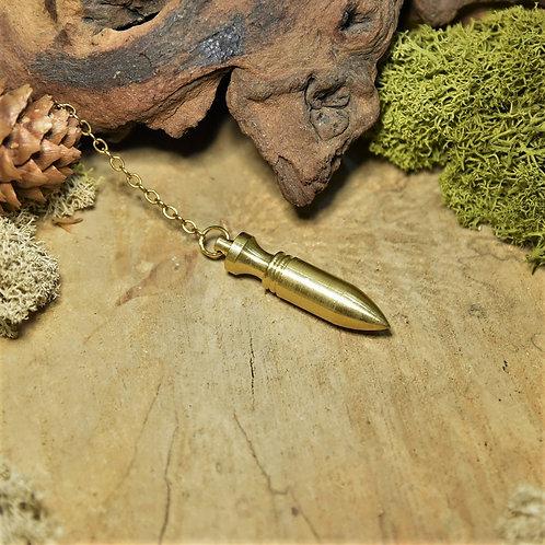 Pendule : Horus doré
