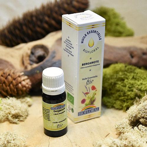 Huile essentielle bio - bergamote 10ml