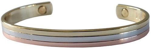 Bracelet Magnétique 3 Métaux - PM - Copperson