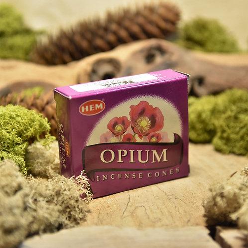 Encens Hem en cônes - Opium