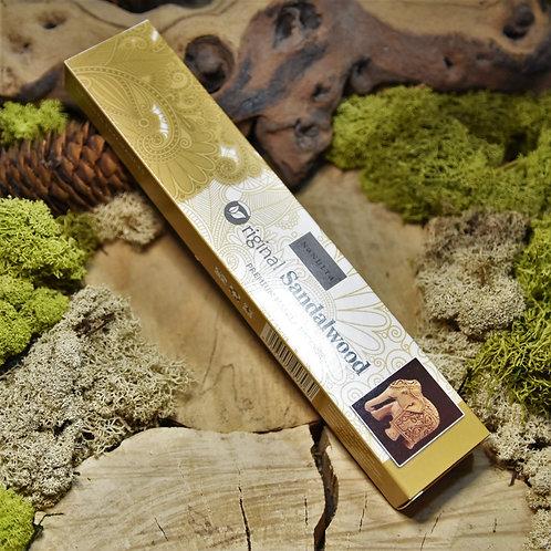 Encens en bâtonnet Nandita 15gr - Original sandalwood