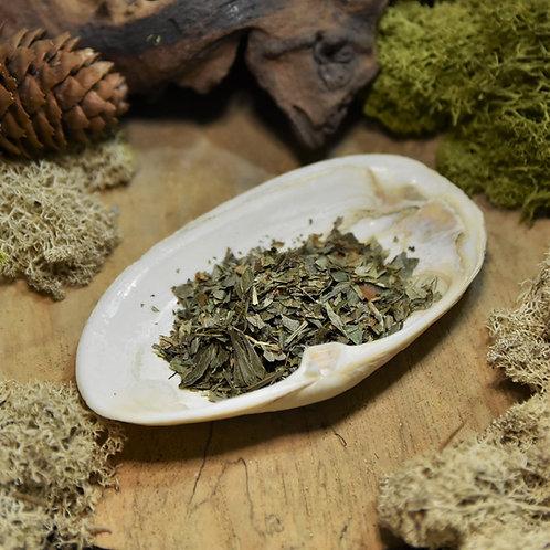 Gaillet odorant - feuilles en miettes