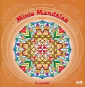Minis Mandalas T5 - à colorier