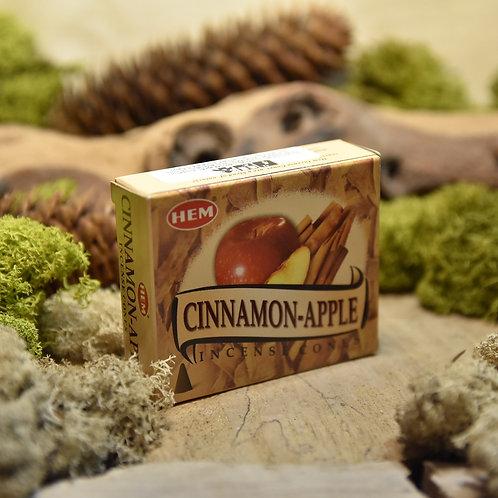 Encens Hem en cônes - Cinnamon Apple
