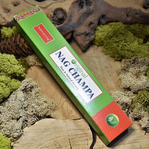Encens en bâtonnet Nandita 15gr - Original nag champa