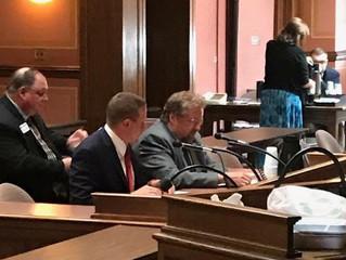 Hartford Mayor Tim Michalek calls Rick a 'leader'