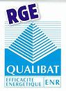 Logo RGE/Qualibat GTIsolation: Isolation par soufflage dans l'Ain 01