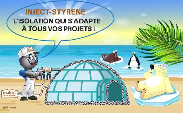 GTIsolation Inject-Styrène