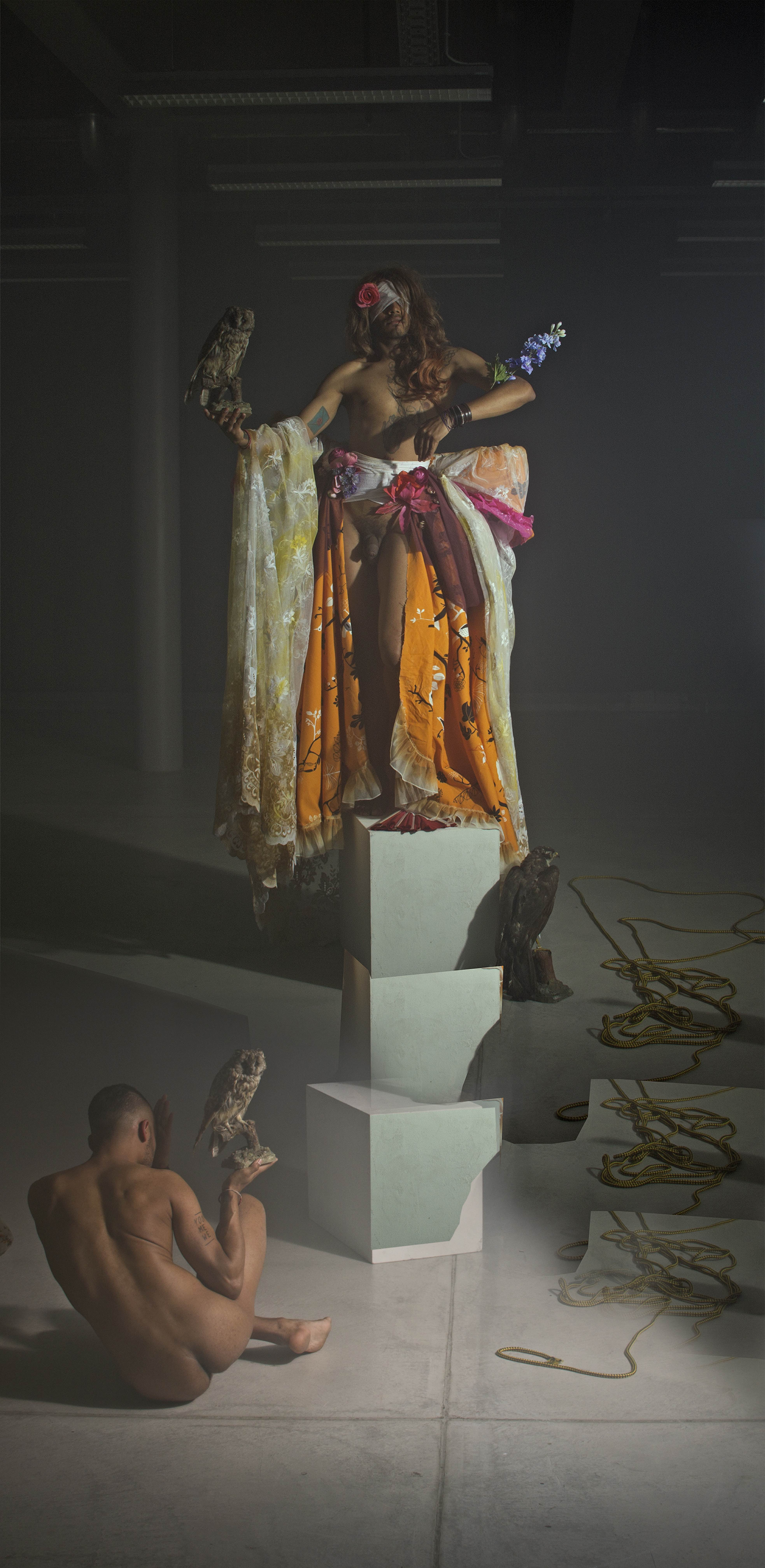 (un)Holy Mother, Full of Grace /2015