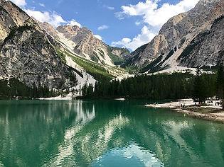 Ещё немножко альпийской красоты вам в ле