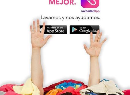 ¡Lavandería a domicilio en México - Lavanderiapp!
