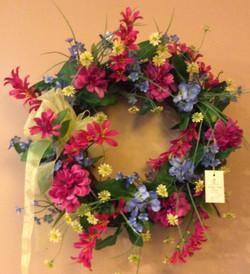 Silk Wreath 16