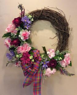Silk Wreath 20