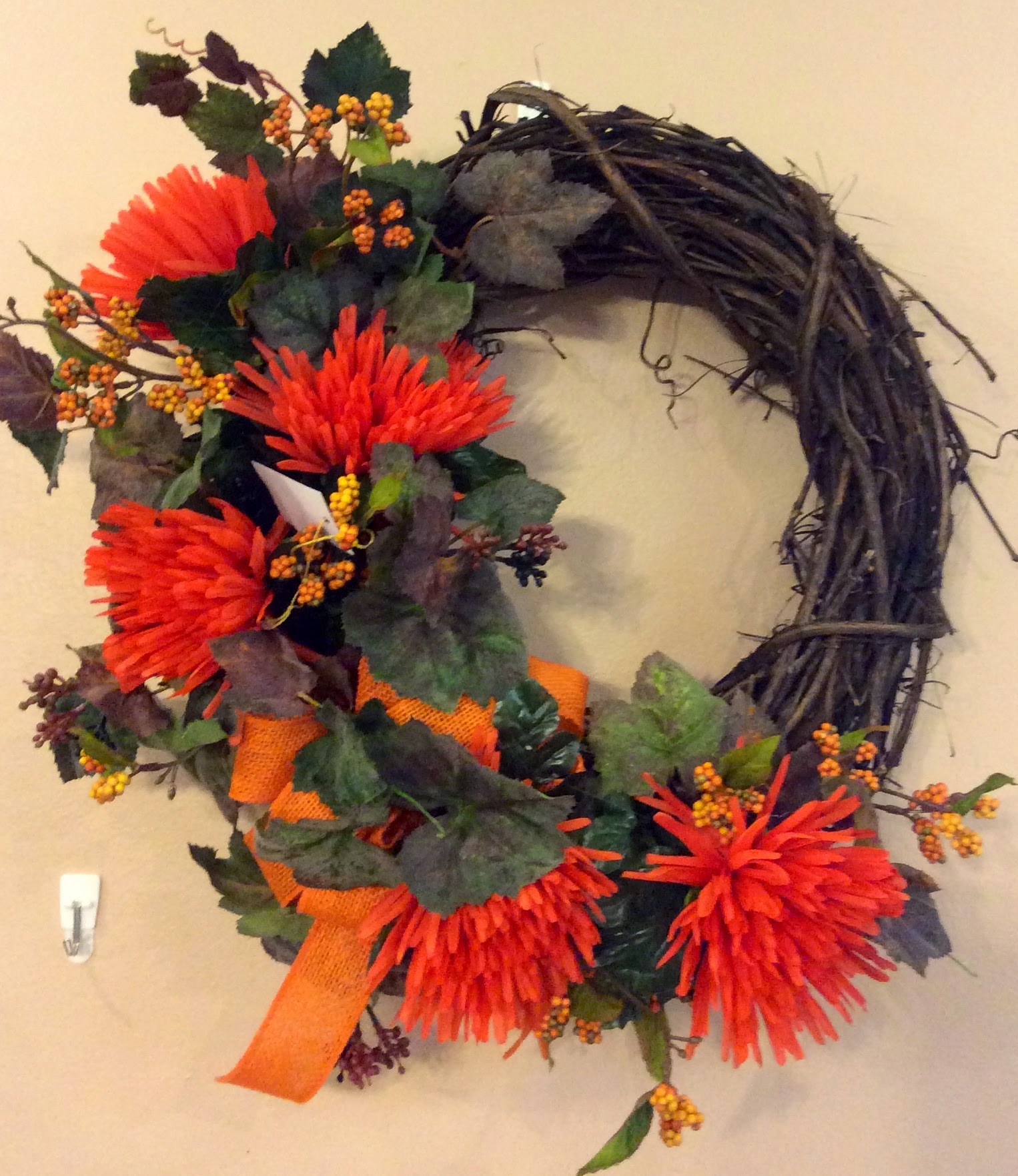 Silk Wreath 11