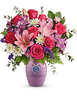 Teleflora's My Darling Dragonfly Bouquet