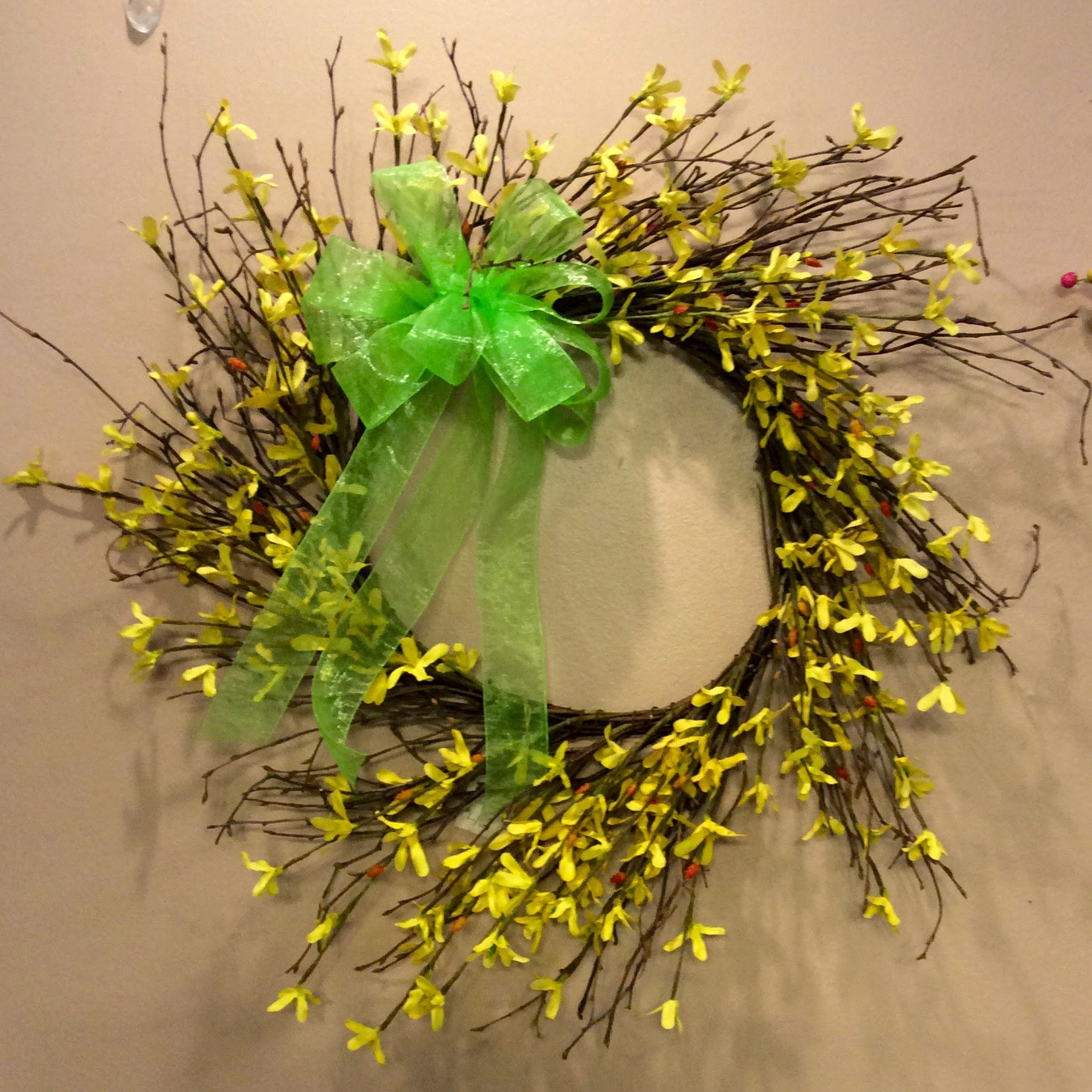 Silk Wreath 18