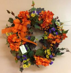 Silk Wreath 10