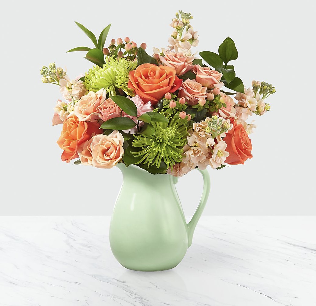 FTD Pop of Color Bouquet