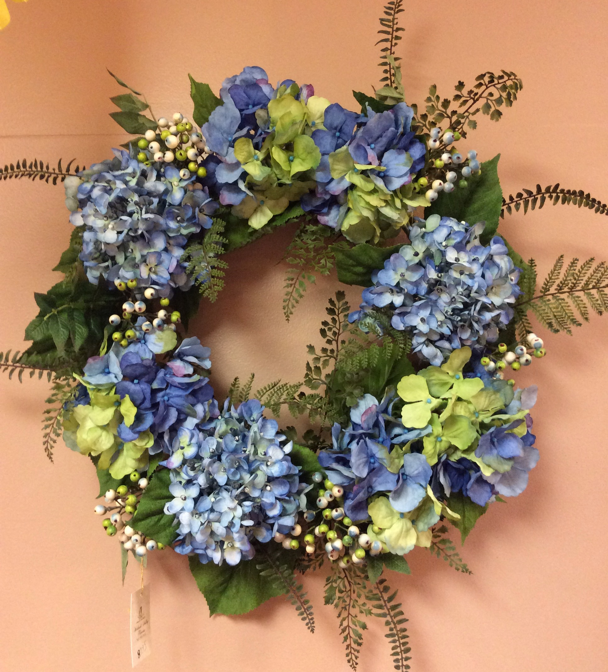 Silk Wreath 24