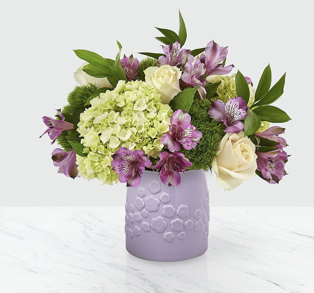 FTD Lavendar Bliss Bouquet