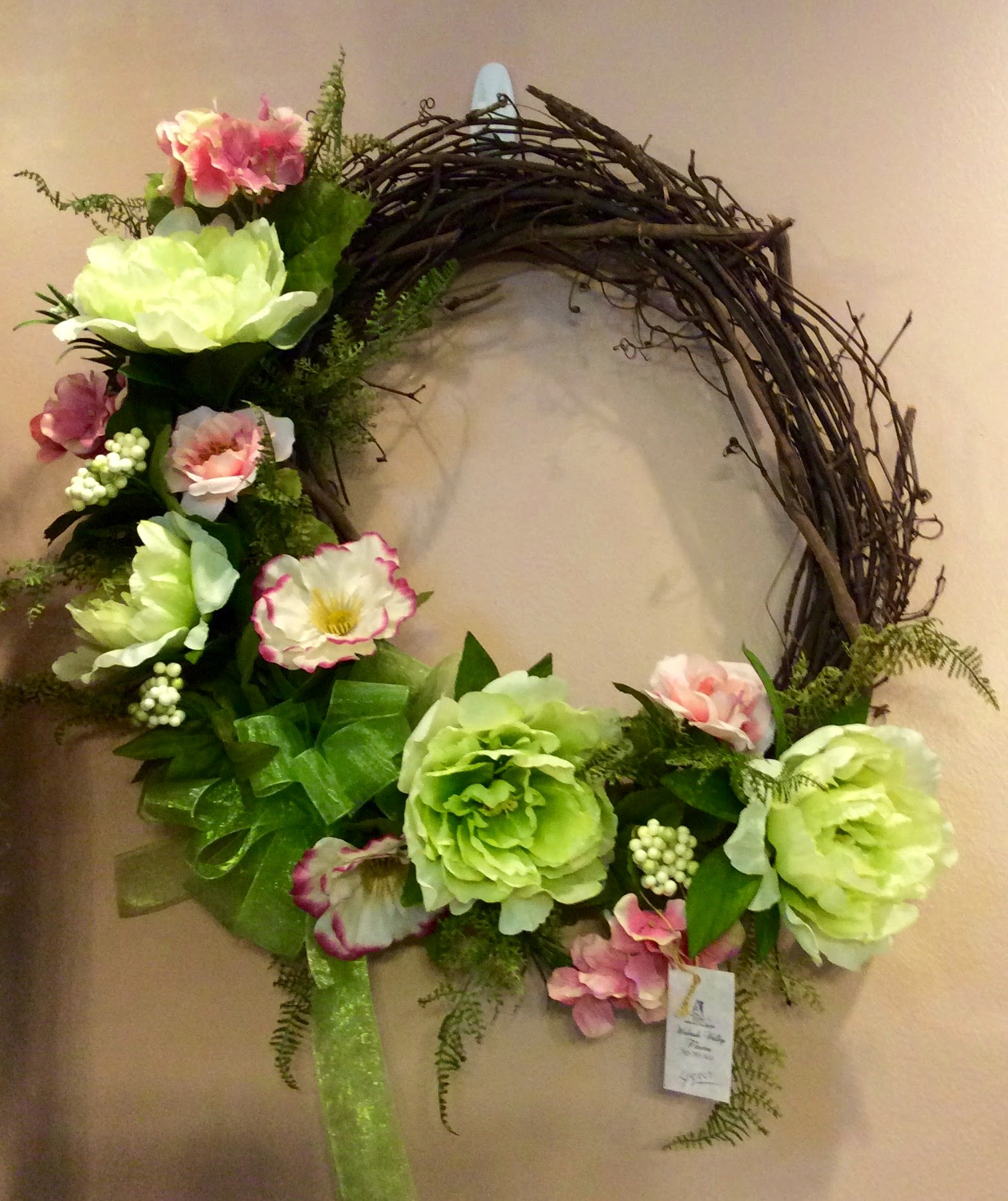 Silk Wreath 21