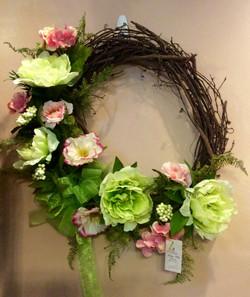 Silk Wreath 21