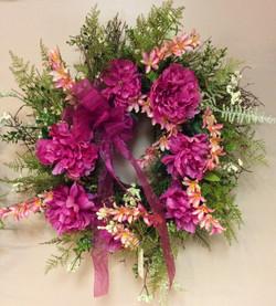 Silk Wreath 14