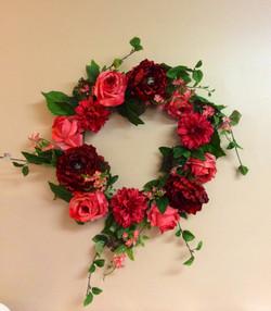 Silk Wreath 8