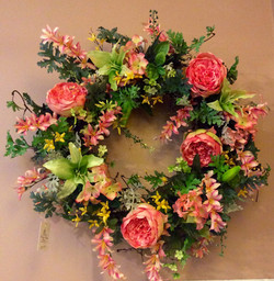 Silk Wreath 23
