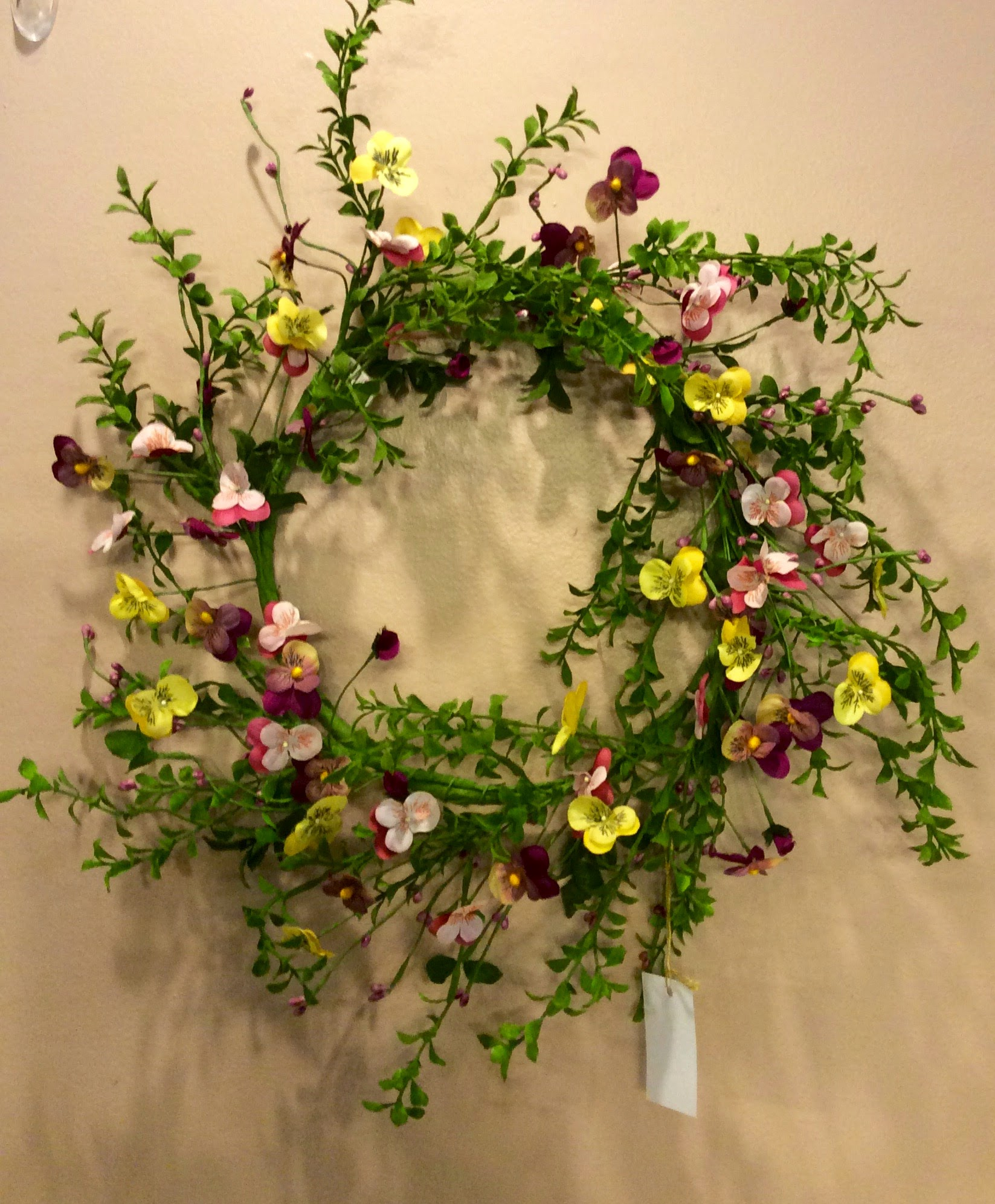Silk Wreath 17