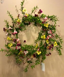 Silk Wreath 17