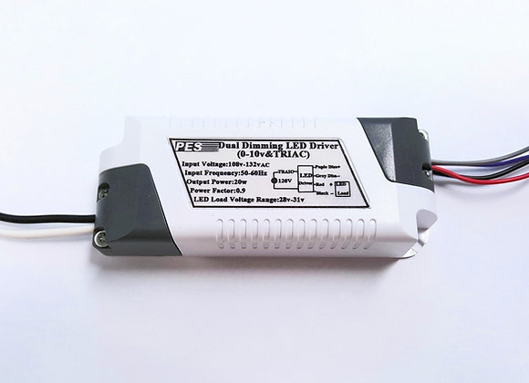 20W Dual Dimming LED Driver