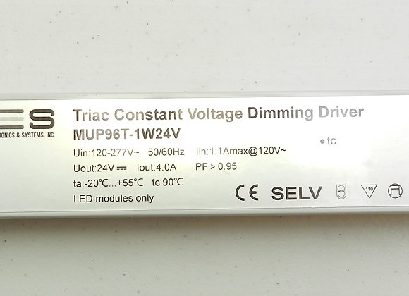 100W Constant Current LED Dimming Driver