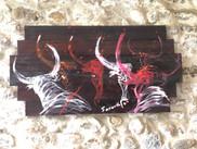 Peinture de Farouk