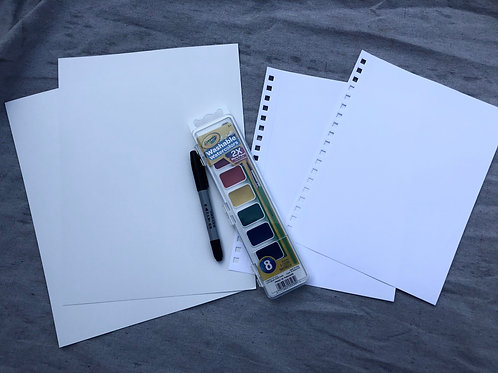 Art Kit for Projects 1 & 2