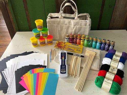 The SUPER Art Kit