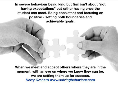 Behaviour Quote