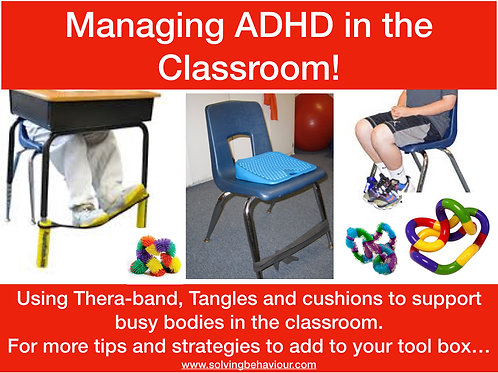 Tools to Manage ADHD