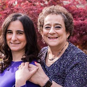 Mom and Lauren