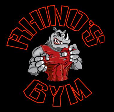 Rhino's Gym | Shop!