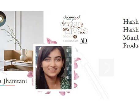 Design Diva Season 4 by Architectural Digest India - Top 100 Female Designers
