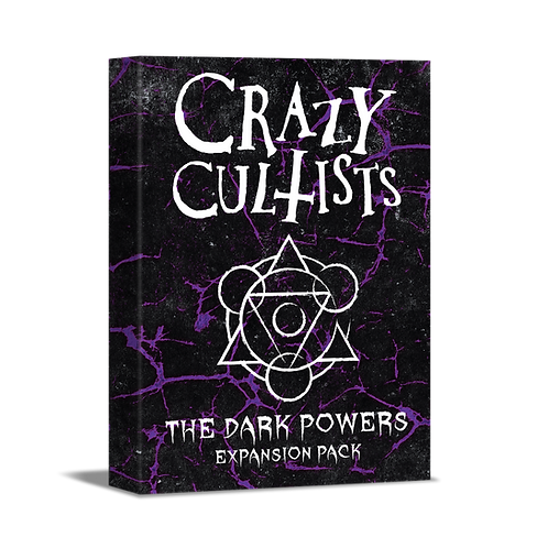 Crazy Cultists: The Dark Powers Expansion Pack