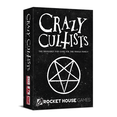 Crazy Cultists: The Devilishly Fun Game For The Whole Family!