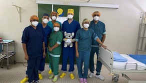 Tweede kind in Sint Vincentius Ziekenhuis geopereerd aan doofheid