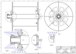 Plan d'ensemble trouret treuil TEO-600