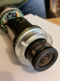 Caméra N&B HS