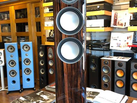 Les Gold 200 de Monitor Audio sont arrivées
