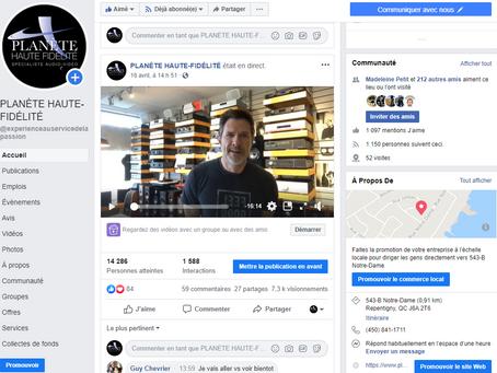 Saviez-vous que vous pouvez visionner Facebook sans avoir un compte?