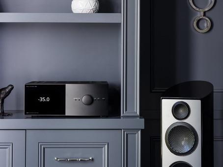 Amplificateur intégré Anthem STR disponible pour écoute chez Planète Haute-Fidélité.